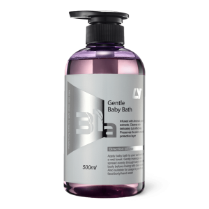 LY玻尿酸植萃原味沐浴乳